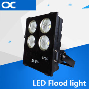 High Lumen COB IP66 Waterproof Outdoor 300W LED Flood Light pictures & photos