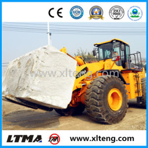 Ltma 28 Ton Stone Handle Loader Prices pictures & photos