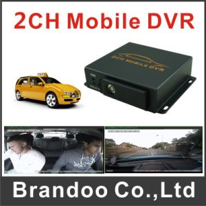 Mini SD Card 2CH 4CH H. 264 Bus DVR pictures & photos
