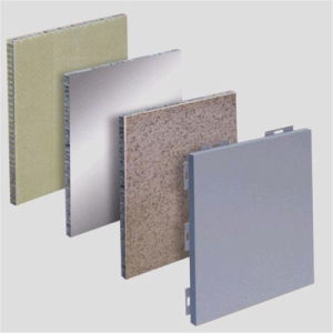 Aluminum Honeycomb Panels with PVDF Coating for Wall Decoration (HR151) pictures & photos