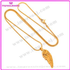 Antique Leaf Ashes Keepsake Holder Steel Urn Pendant Necklace for Memory (IJD8371) pictures & photos