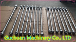 Hydraulic Breaker Bolt/ Screw/ Threaded Rod Spare Parts