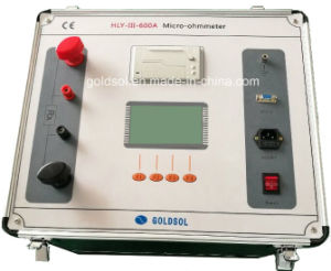 Micro-Ohmmeter 400A pictures & photos