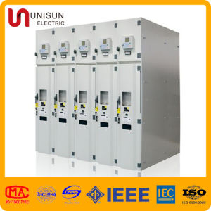 Medium Voltage Arc Proof Air Insulated Metal Clad 24kv Switchgear pictures & photos