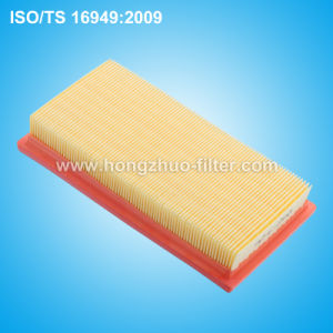 Hot Sale Turbo Air Filter for Chevrolet OE 96328718 pictures & photos