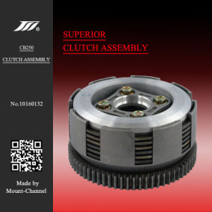 Motorcycle Parts CB250 Clutch Assembly for Honda pictures & photos