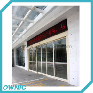 Hospital Gate, Automatic Telescopic Sliding Door pictures & photos
