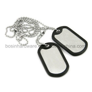 Military Metal Ball Chain Dog Tag pictures & photos