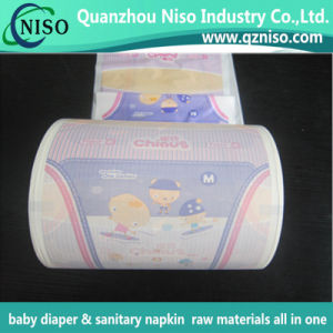 PE Bed Plastic for Disposable Baby Diaper Backsheet pictures & photos