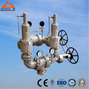Quick Crossover Safety (Relief) Valve (GAKH) pictures & photos