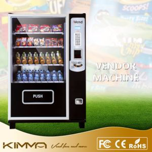 Soft Drinks Small Vending Machine Operated by Mdb/Dex pictures & photos