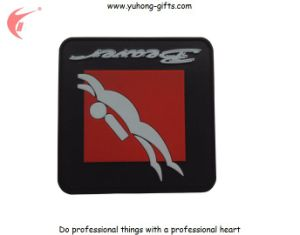 Soft PVC Rubber Patches for Garment (YH-RL041) pictures & photos
