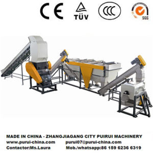 Waste Agriculture Film Washing and Recycling for PP/PE pictures & photos