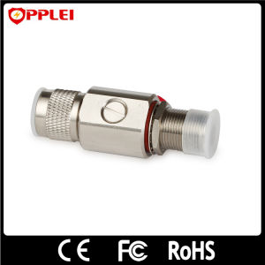 Antenna Cable Lightning Protector Coaxial F Connector Surge Arrester pictures & photos