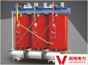 Scb11-50kVA Three Phase Dry Type Transformer pictures & photos