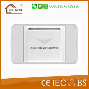 Insert Card for Power Switch Home Hotel Use pictures & photos