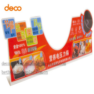 Pop Cardboard Display Standee Advertising Paper Board for Surperket pictures & photos