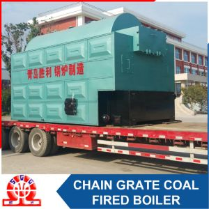 14MW-1.0MPa Horizontal Coal Fired Hot Water Boiler pictures & photos
