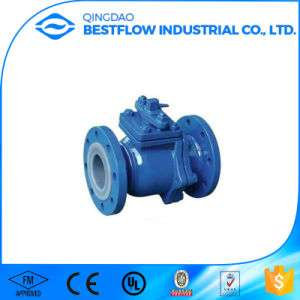 ANSI Cl150 Cast Iron Ball Valves pictures & photos