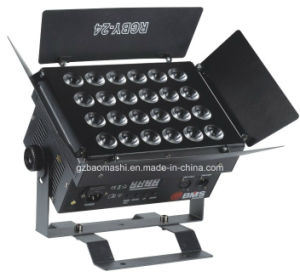 24 Rgby 4in1 LED Face Light/Flood Light/Project Light /Spot Light