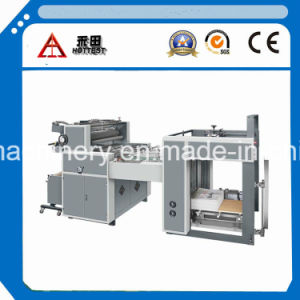 Electric Driven Type and Automatic Automatic Grade Cold Laminating Machine (FMS-Z1100) pictures & photos