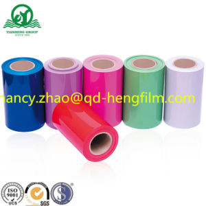Pharmaceutical PVC Rigid Film for Blister Packaging pictures & photos