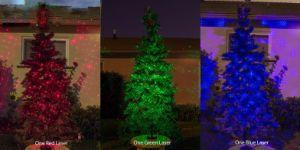 Laser Christmas Light, Decolighting Star Laser Light Show Landscape Lighting Outdoor Waterproof pictures & photos