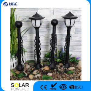 Hexagonal Solar Garden Lamp for Outdoor Decoration Solar LED Light Solar Chain Light pictures & photos