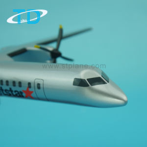 Resin Model Aircraft Dash8-300 (Q300) 1/100 26cm pictures & photos