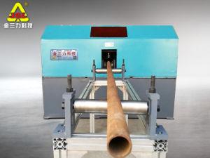 CNC Round Pipe Holes Cutting Plasma Machine pictures & photos