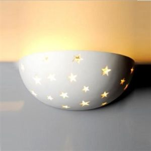 Sixu Plaster Wall Lamp Hr-1039 pictures & photos