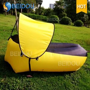 Newstyle Yoga Portable Nylon Air Hammock Chair Inflatable Camping Hammock pictures & photos