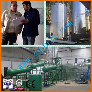 Jnc Crude Petroleum Oil Distillation to Diesel Fuel Refinery Plant pictures & photos