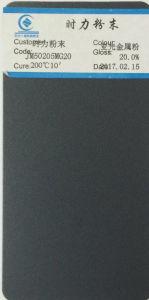Jm50205mg20 Qualicoat Approved Powder Paint Metallic Matt Powder Coating pictures & photos