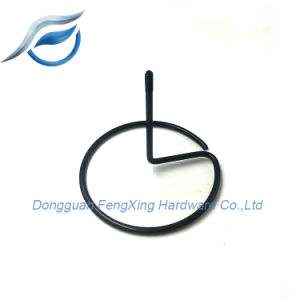 Lighting Compression Spring with One Coil, Spring with Thread pictures & photos