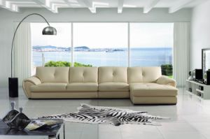 American Living Room Leather Sofa (SBO-3992) pictures & photos