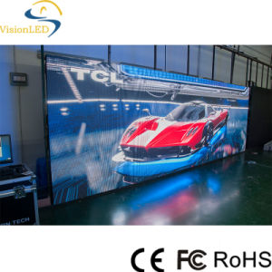 Waterproof P8 LED Display Outdoor for Commercail Advertising