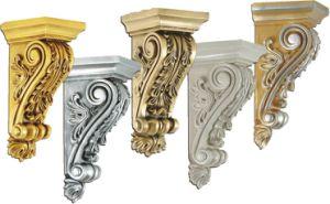PU Niches/PU Ornaments/PU Foam Corbel Moulding pictures & photos