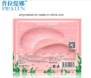 Pilaten Moisturizing Eye Mask Remove Dark Circle Seaweed Eye Care Mask pictures & photos