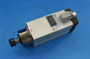 2.2kw Air Cooled Spindle for Wood Engraving (GDF46-18Z/2.2) pictures & photos