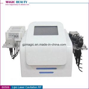 B0506 Multifunction Lipo Laser Dual Wavelength 650nm 980nm Lipo Laser Slimming Machine pictures & photos