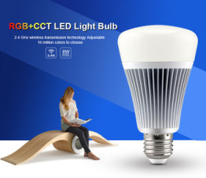 RGB CCT LED Bulb pictures & photos