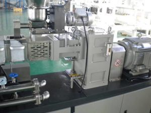 Food / Plastic Extrusion Machine with Air-Cooling Line Price pictures & photos