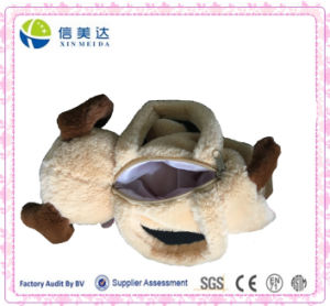 Lovely Plush Dog Shaped Candy Bag and Handbag pictures & photos