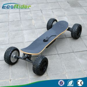 4 Wheel Powerful off Road Electric Skateboard with Remote Control pictures & photos