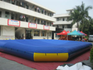 Portable Rectangle Octagon Shape Inflatable Swimming Pool (CHW310-1) pictures & photos