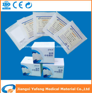 Non Sterile Gauze Swab 7.5cmx7.5cm for Wound Care pictures & photos