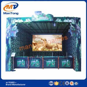 2017 New Model 4 Players Hunting Shooting Game Wih 150 Inch Screen for Sale pictures & photos