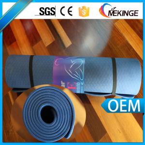 Do Not Fade Yoga Mat Bags Wholesale Custom TPE Yoga Mat pictures & photos