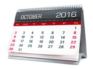 Hot Sale Stationery/Office Supply Desk Calendar Printing pictures & photos